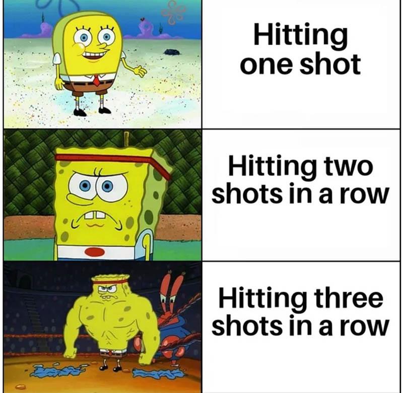 Cuando disparas con Piper