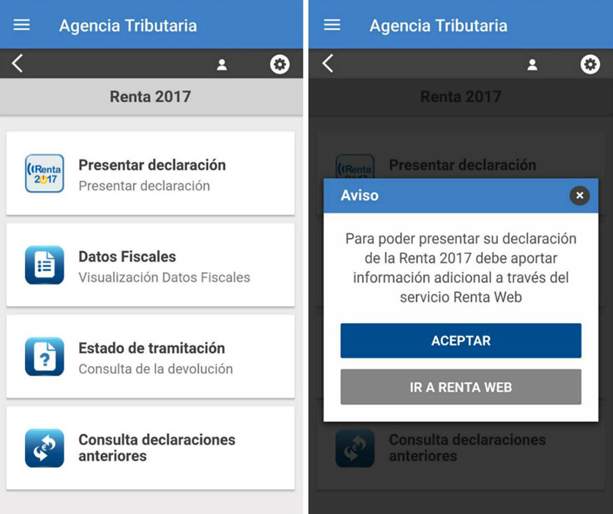 Pasos hacer renta Android iPhone