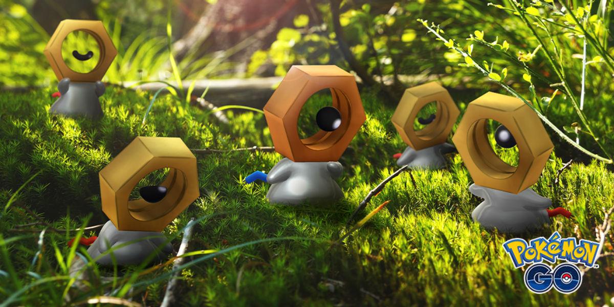 Meltan variocolor vuelve a Pokémon Go por poco tiempo