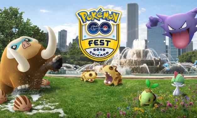 Pokémon GO Fest, vuelve el evento Pokémon más importante del año