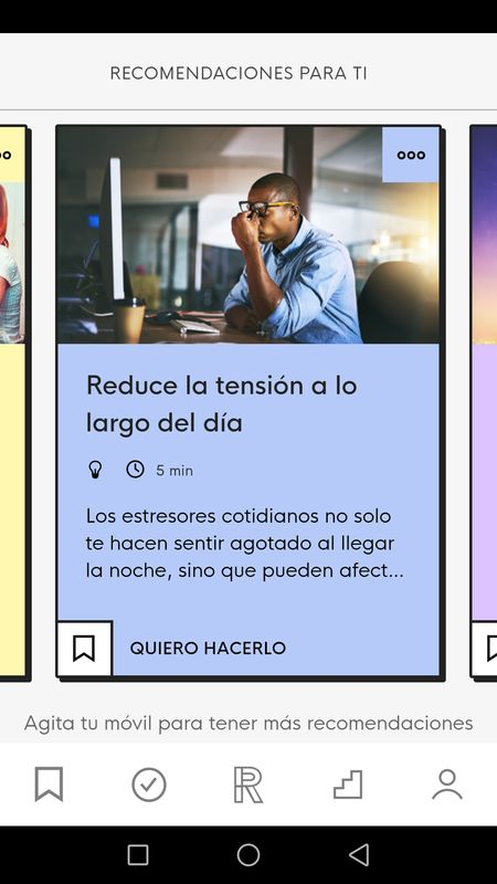 remix app retos bienestar