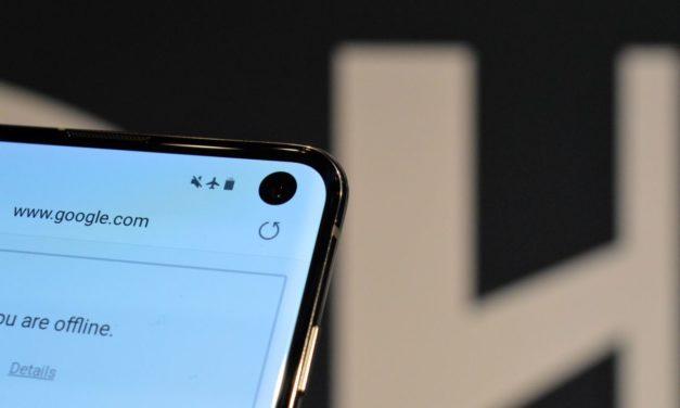 Cómo transformar en avisador LED la cámara del Samsung Galaxy S10