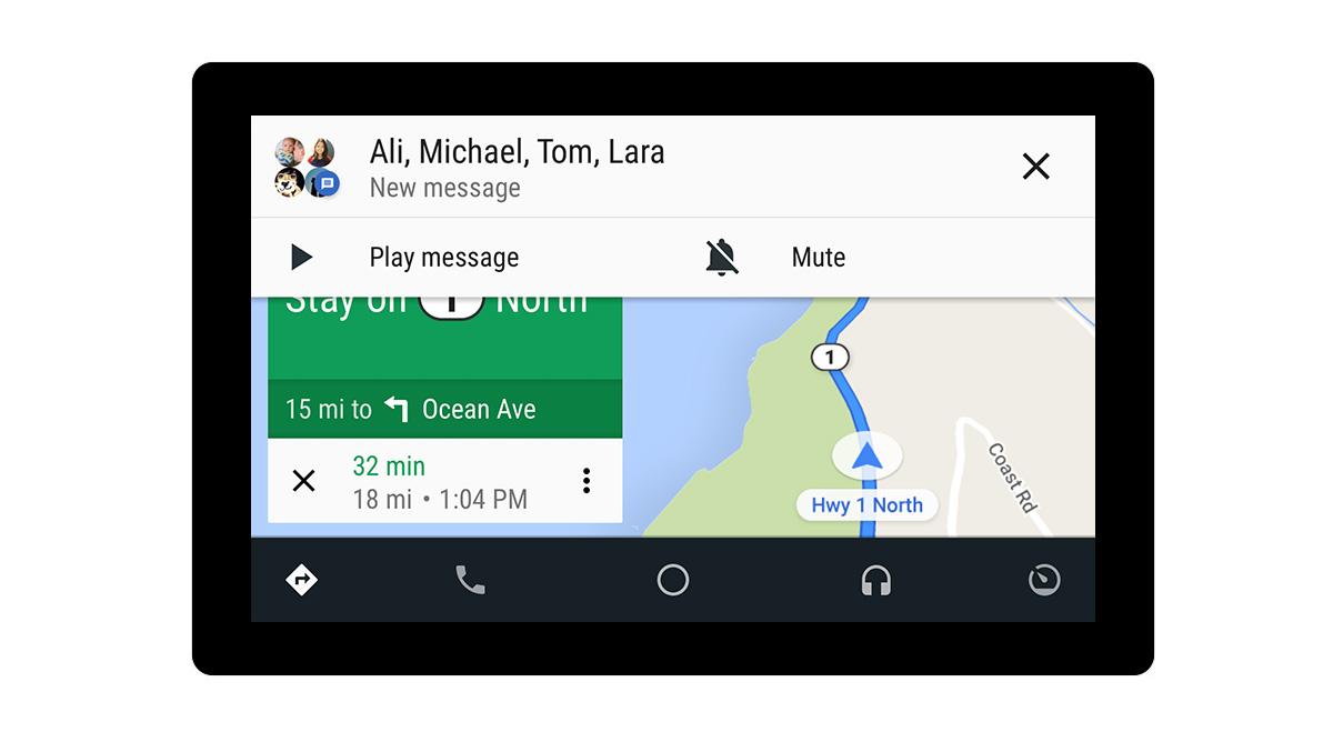 Android Auto y WhatsApp, trucos para contestar mensajes