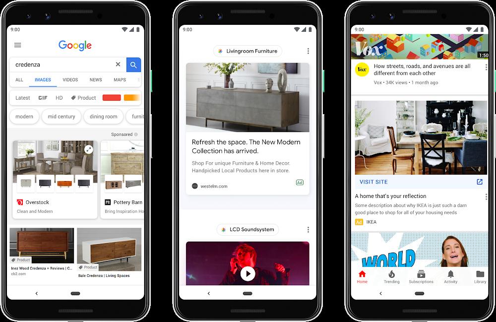 Google llenará tu móvil de anuncios