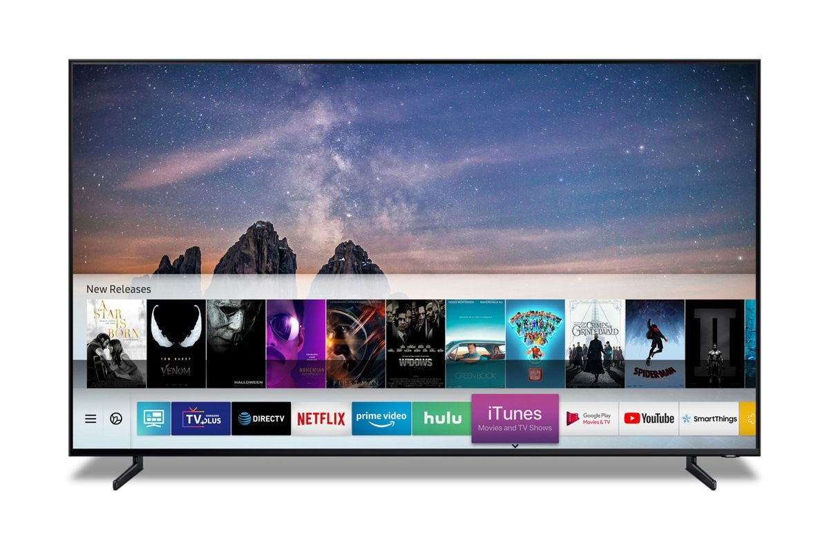 Apple TV y AirPlay 2, ya disponibles para descargar en tu Samsung SmartTV
