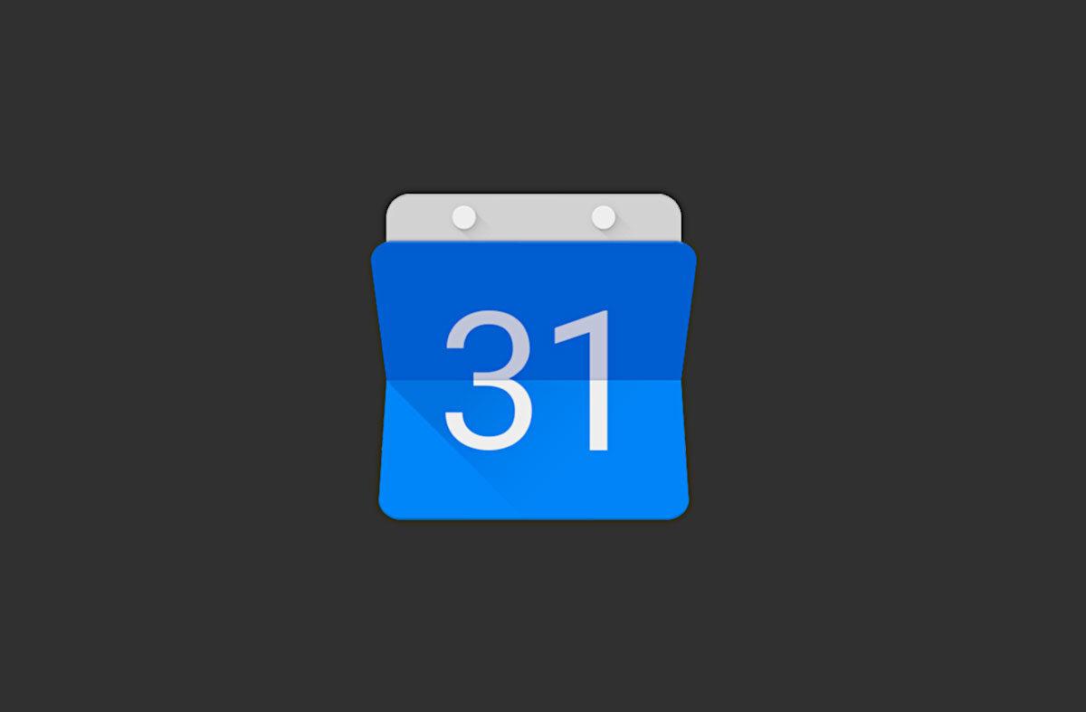 La app Calendario de Google ya cuenta con modo oscuro