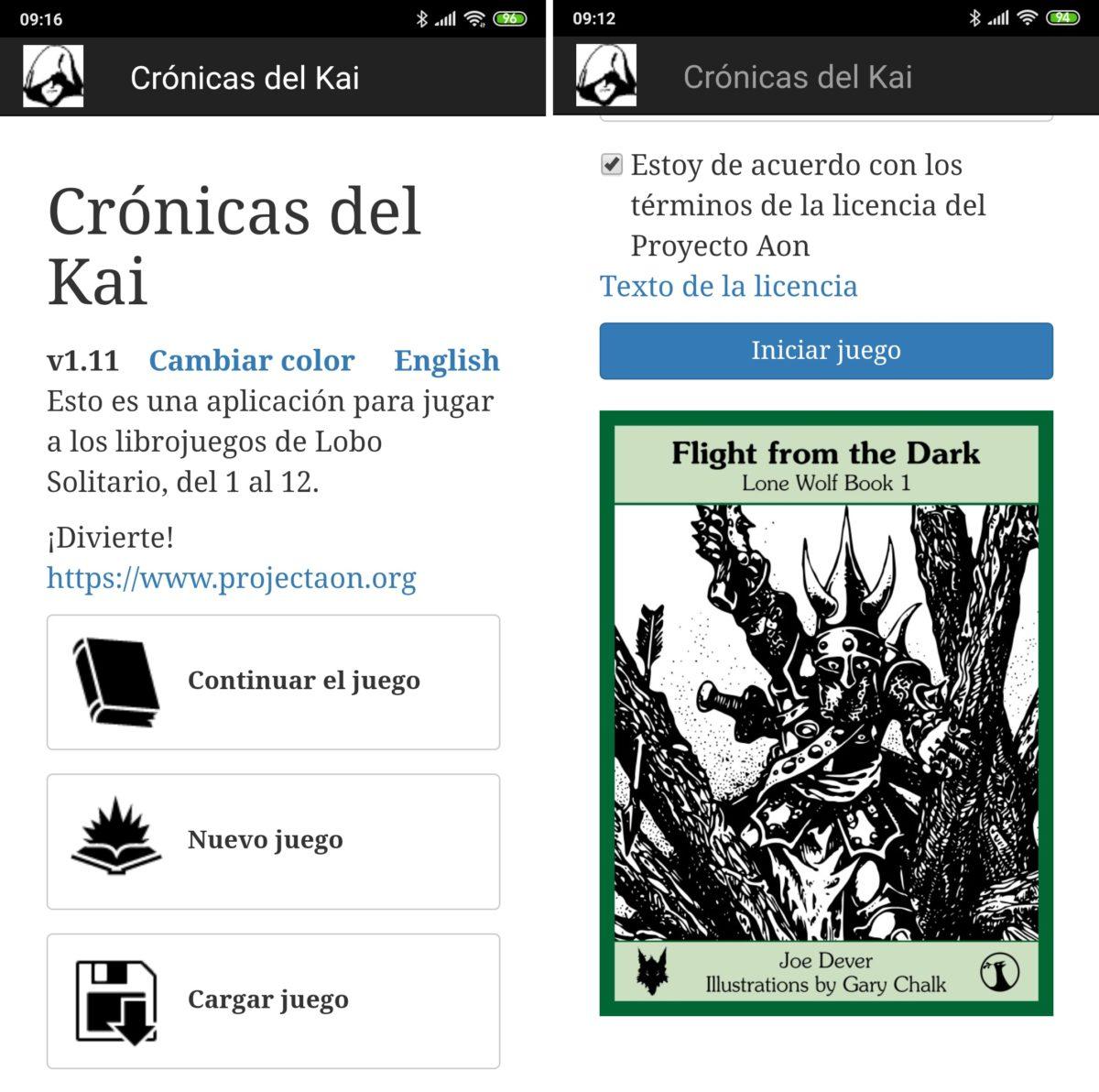 cronicas del kai