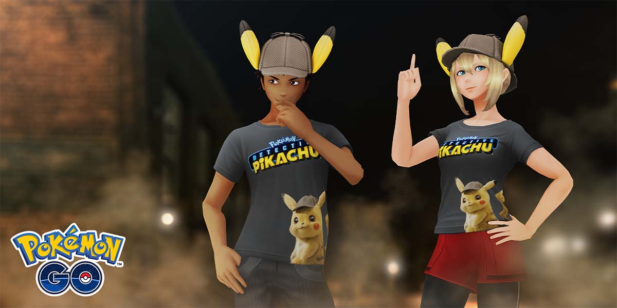 Cómo conseguir a Detective Pikachu en Pokémon GO