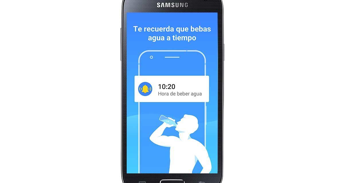 Drink Water Reminder, cómo recordar beber agua desde el móvil