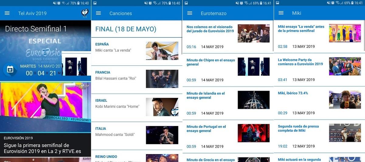eurovisión rtve