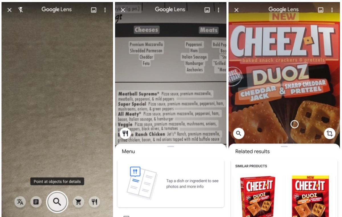 Google Lens añade nuevos modos como la IA de otras marcas