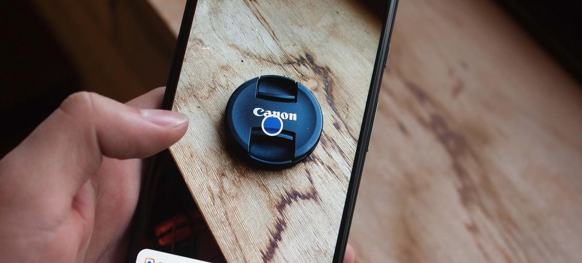 Google Lens se amplía con nuevos filtros para menús y compras