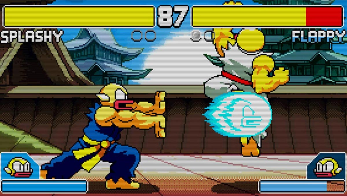 Flappy Fight: Flappy Bird regresa como juego de lucha en iPhone