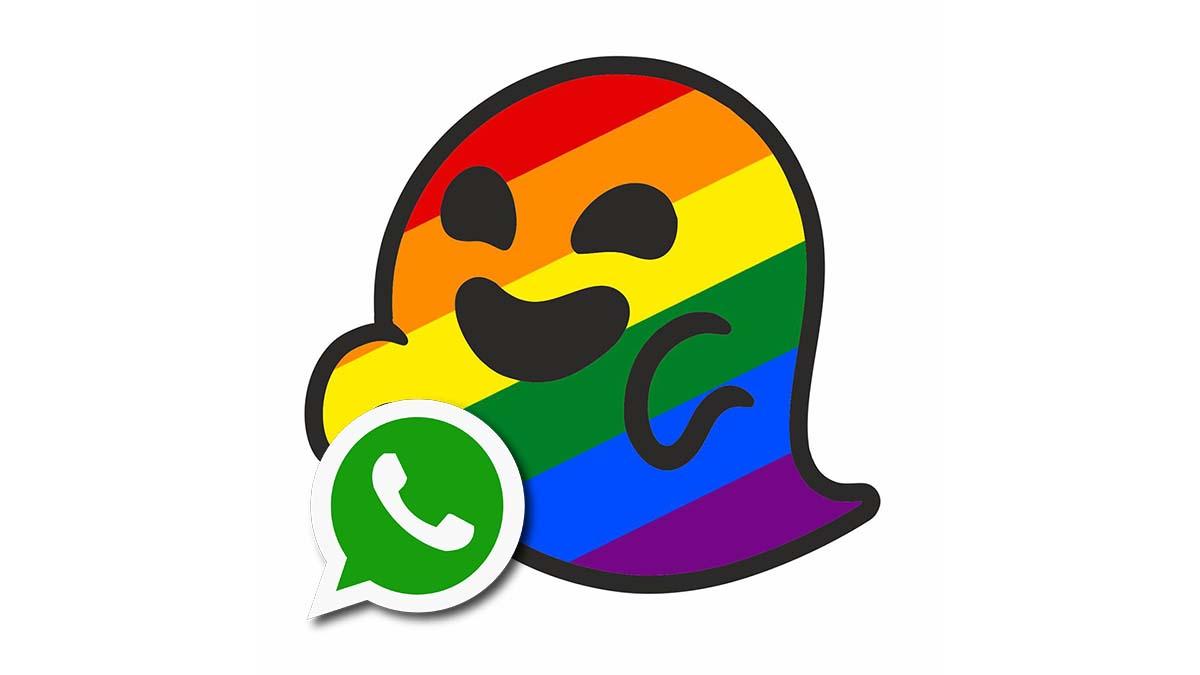 Cómo hacerte con Gaysper para tus stickers de WhatsApp