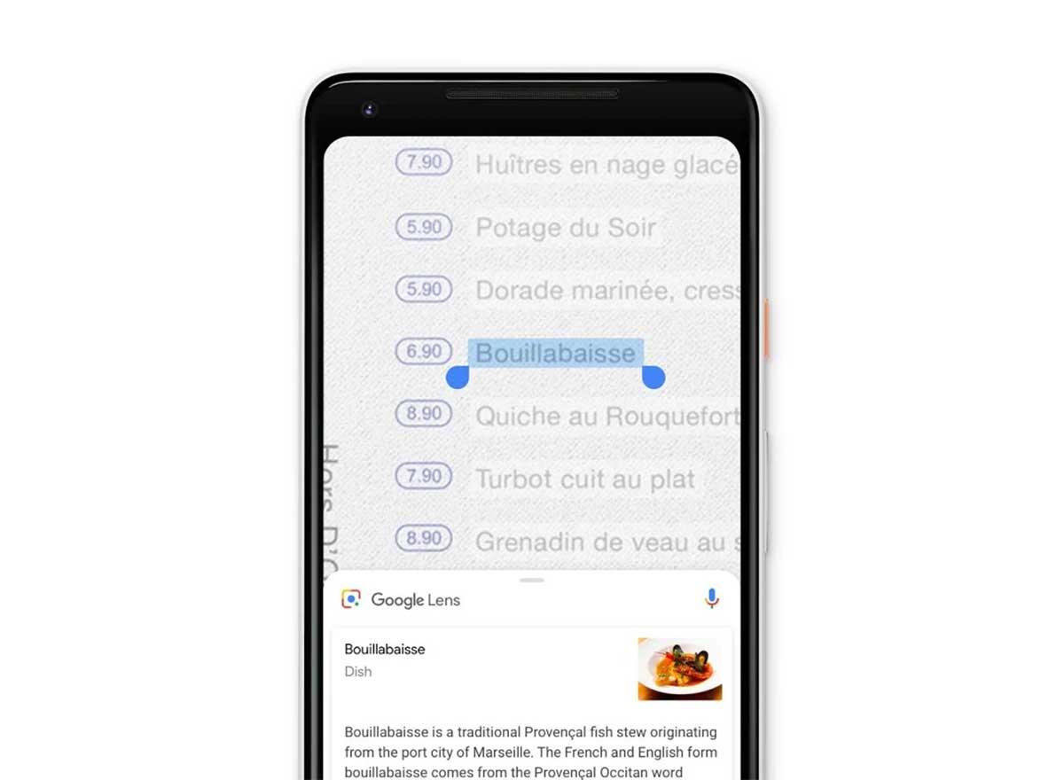 Cómo traducir texto en tiempo real con Google Lens