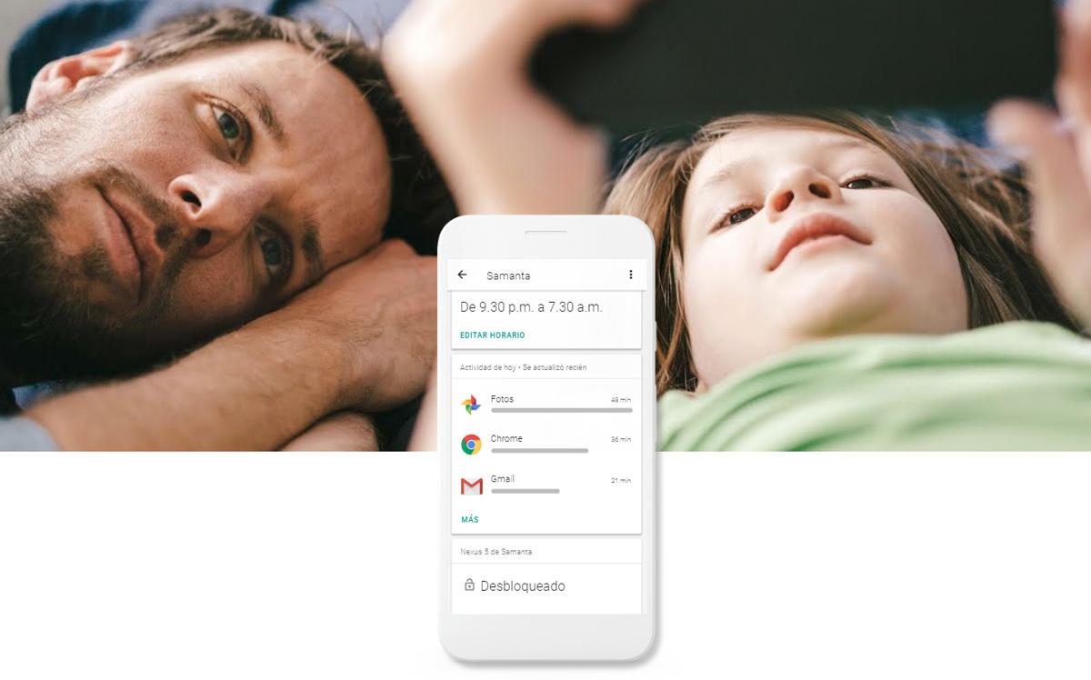 Google Family Link, guía para usar esta app de control parental