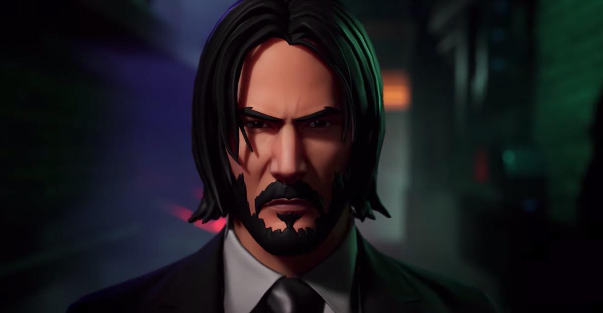 Ya puedes jugar con John Wick en Fortnite
