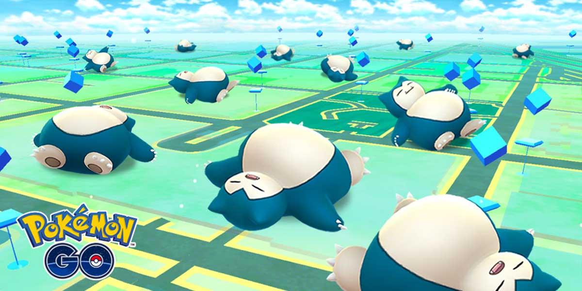 Así puedes hacerte con Snorlax y el movimiento bostezo en Pokémon GO