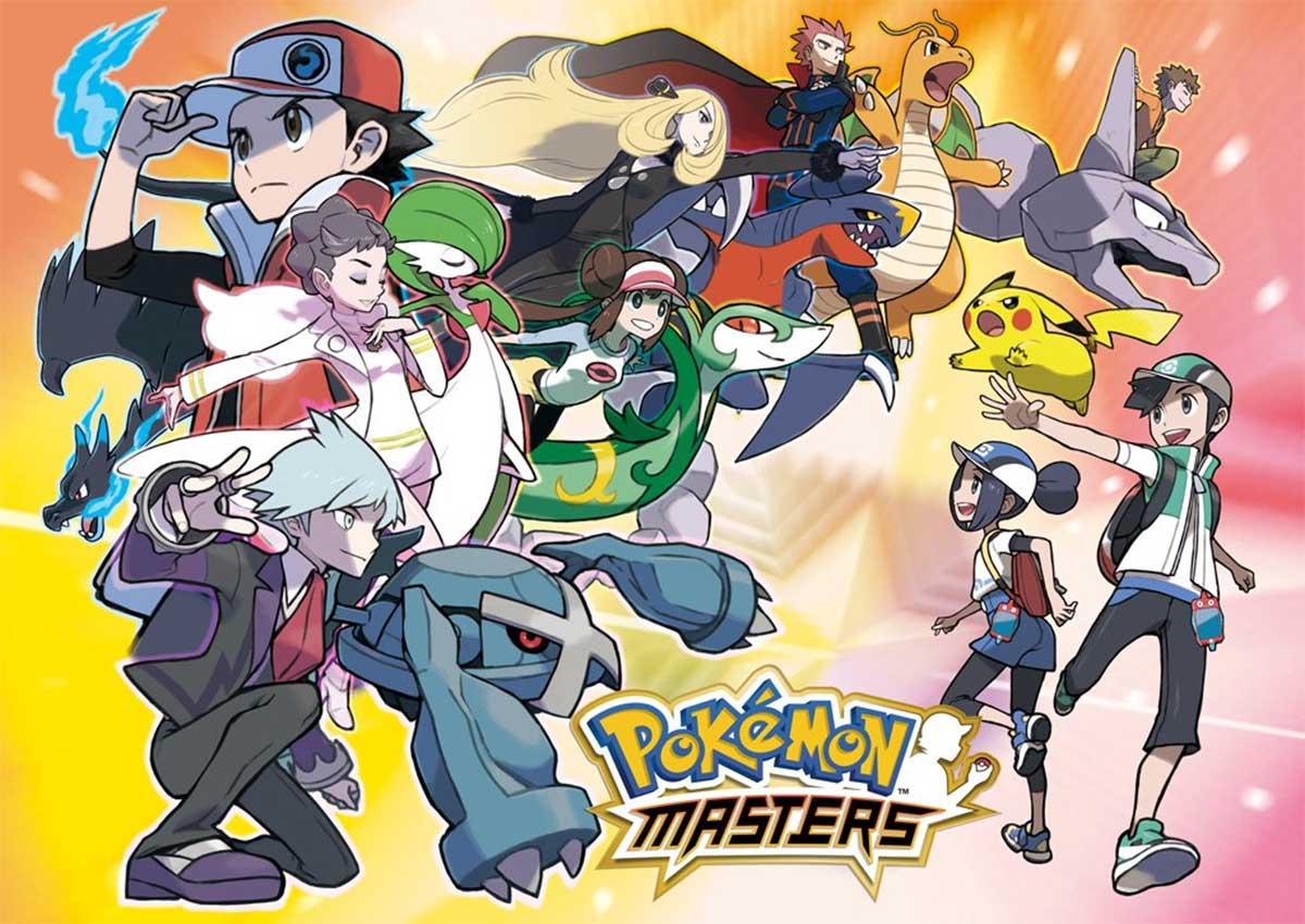 Pokémon Masters y dos aplicaciones de Pokémon llegarán a Android y iPhone
