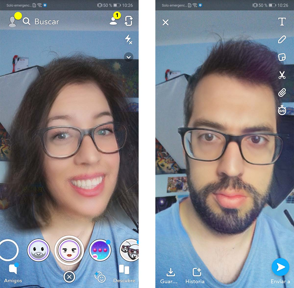 Image result for snapchat filtros