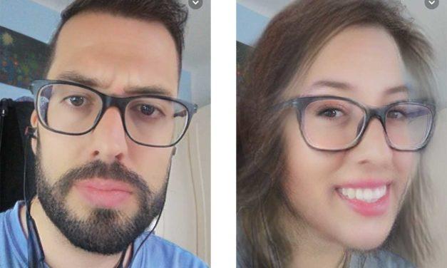 Los mejores memes creados con el filtro de mujer, hombre y niño de Snapchat