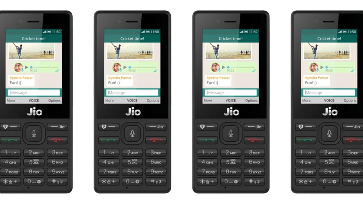 WhatsApp permite controlar la descarga del multimedia en KaiOS