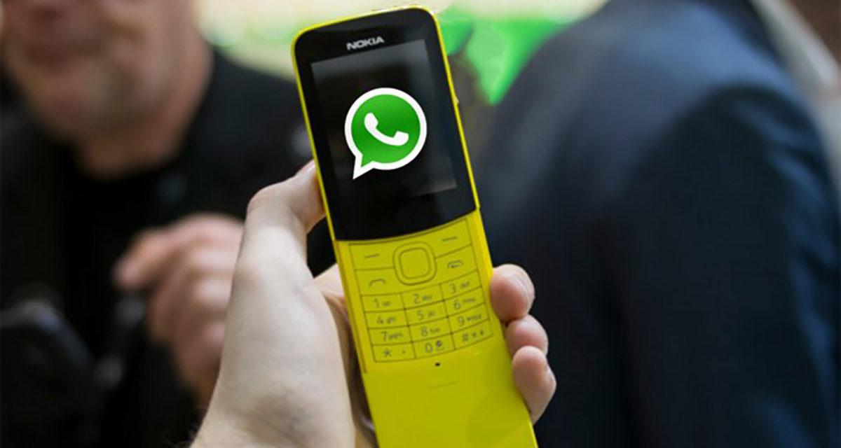 4 ventajas y 1 desventaja de usar WhatsApp en KaiOS