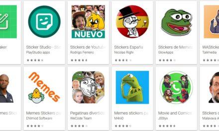 10 aplicaciones de stickers para Android