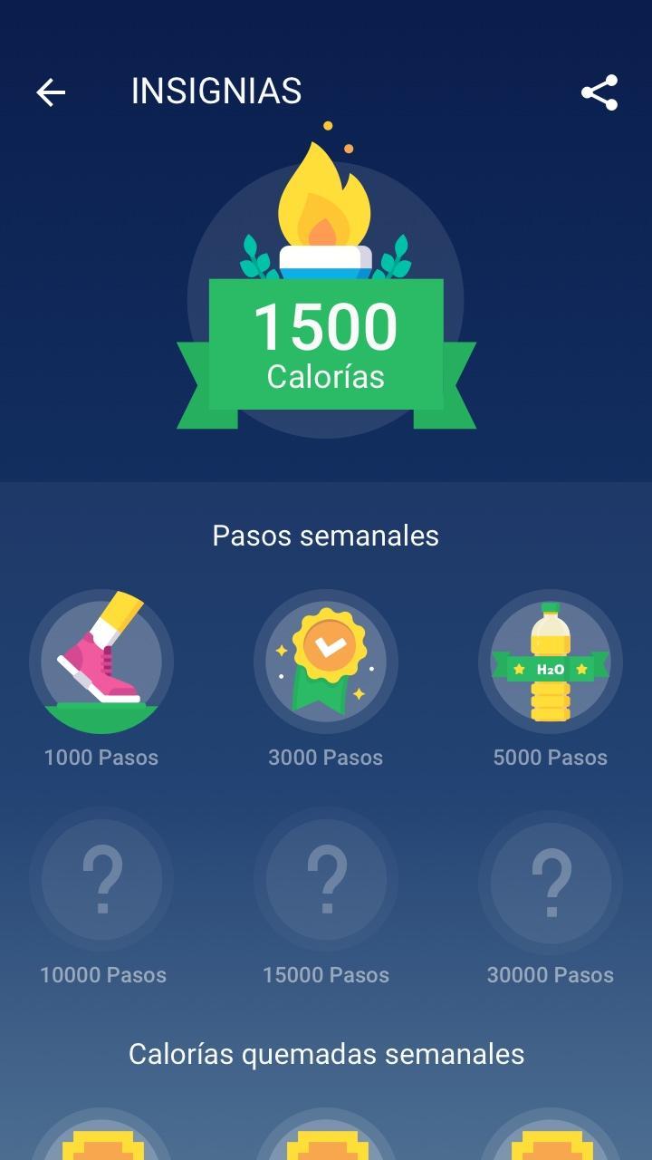 10 aplicaciones para medir pasos y calorías desde tu móvil 2
