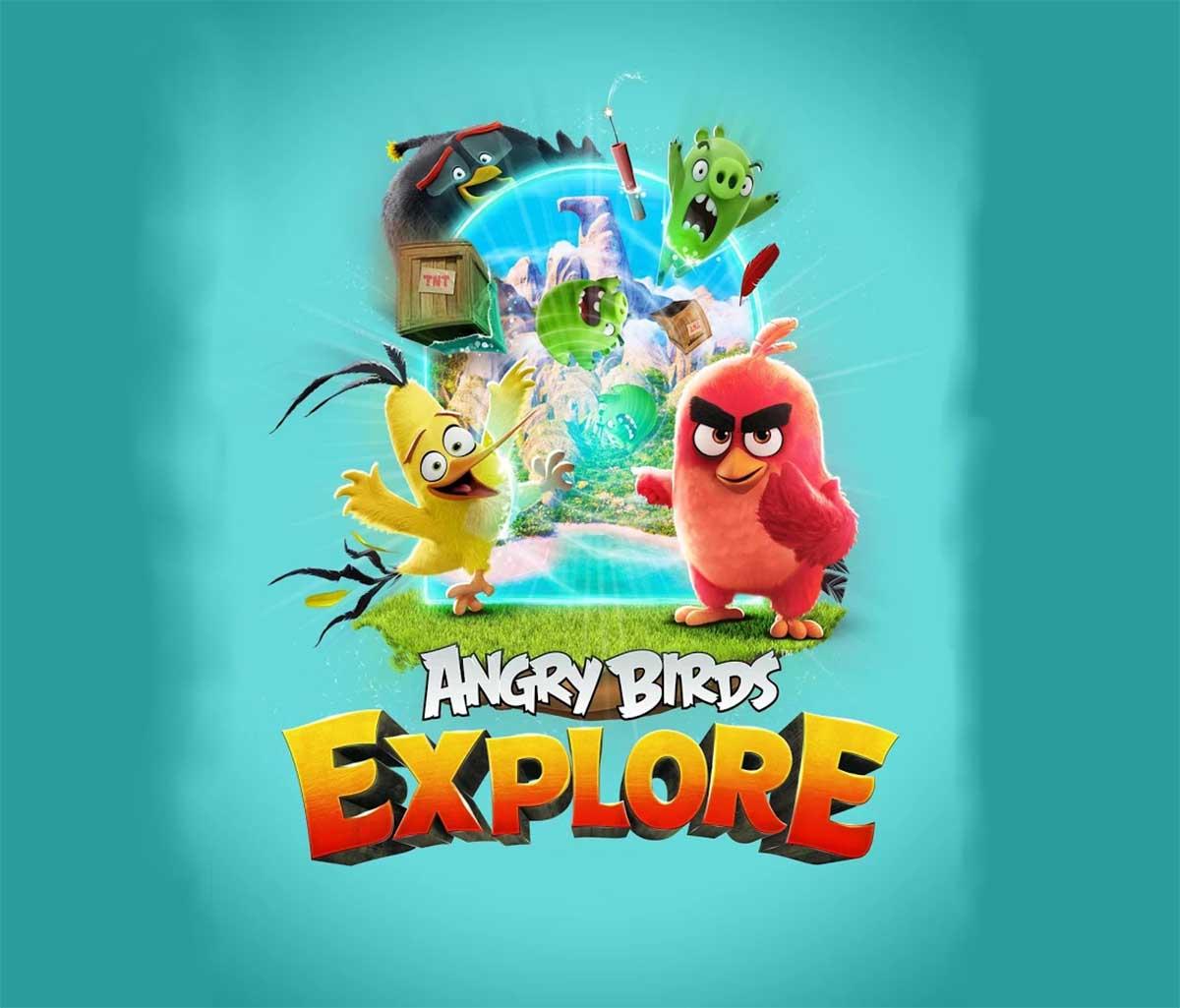 5 trucos para triunfar en Angry Birds Explore