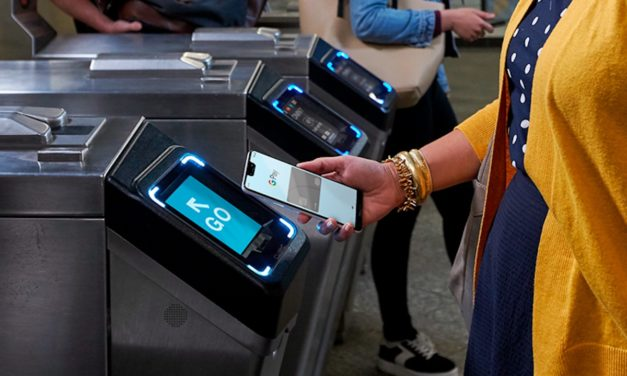 Google Pay ya permite guardar billetes de transporte sin NFC