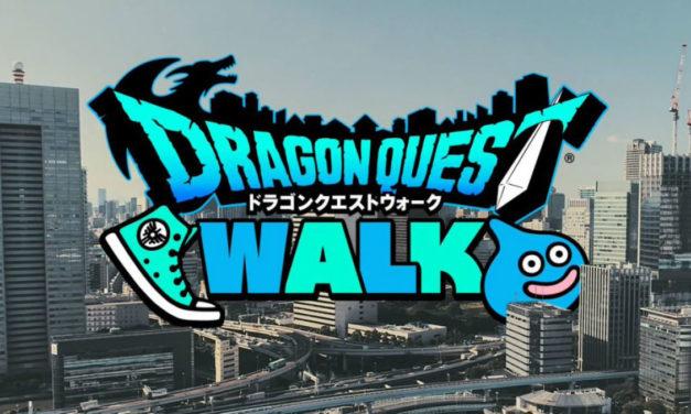 Dragon Quest Walk, así será el nuevo rival de Pokémon GO