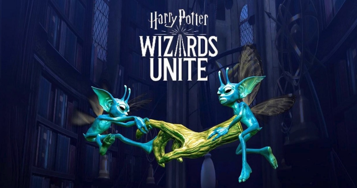 Qué hacer si te quedas sin energía para hechizos en Harry Potter Wizards Unite