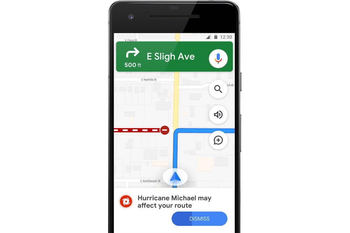 Google quiere alertarte de las catástrofes naturales en todas partes