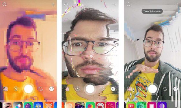 Cómo encontrar los filtros y máscaras desaparecidos en Instagram Stories