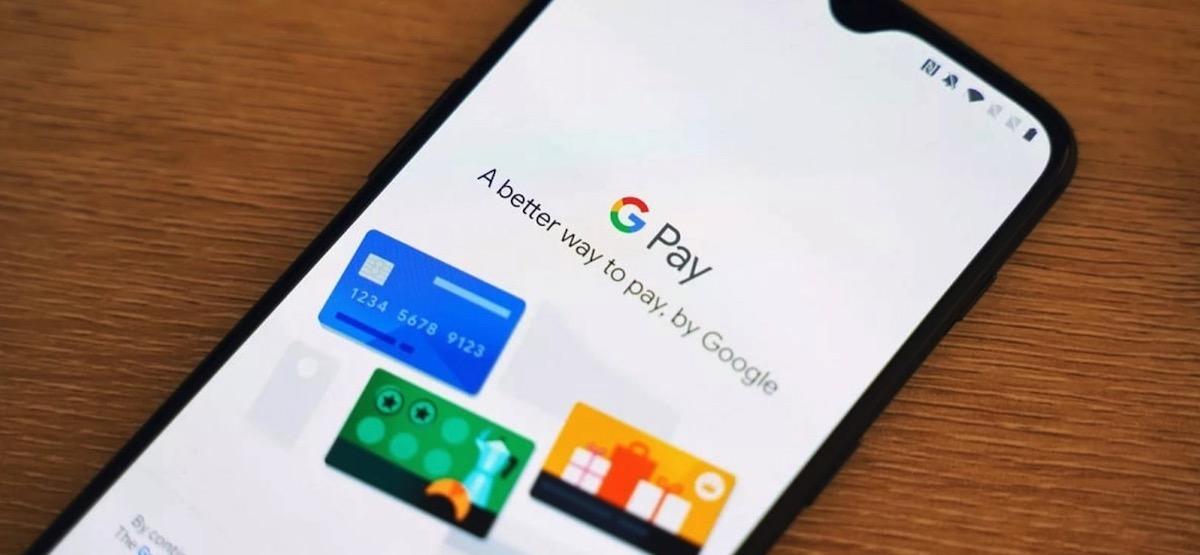Pagar con PayPal a través de Google Pay por NFC