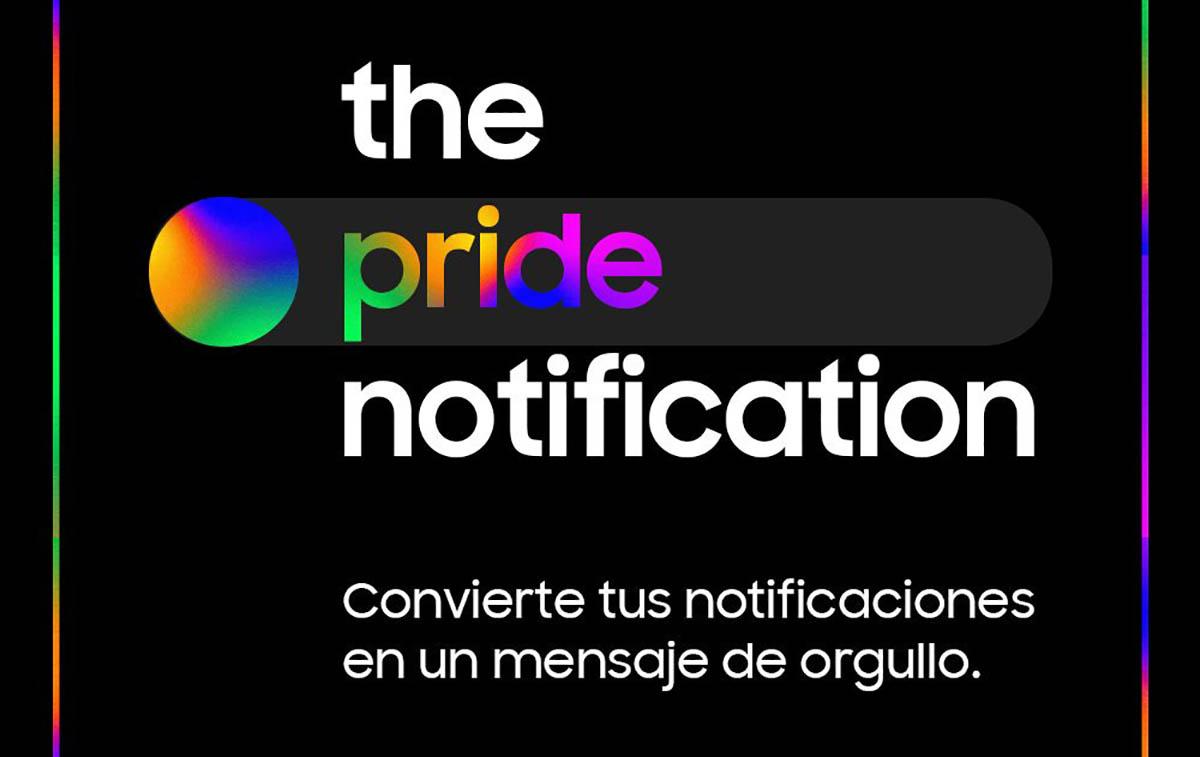 Cómo vestir tu móvil Samsung Galaxy para el mes del Orgullo LGTBI