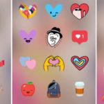 Cómo usar stickers en los chats de Instagram