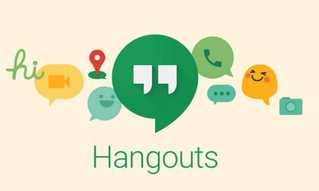 Cómo organizar una videoconferencia en grupo con Google Hangouts