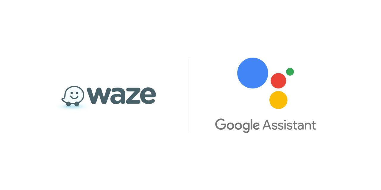 Así puedes usar el Asistente de Google mientras navegas con Waze