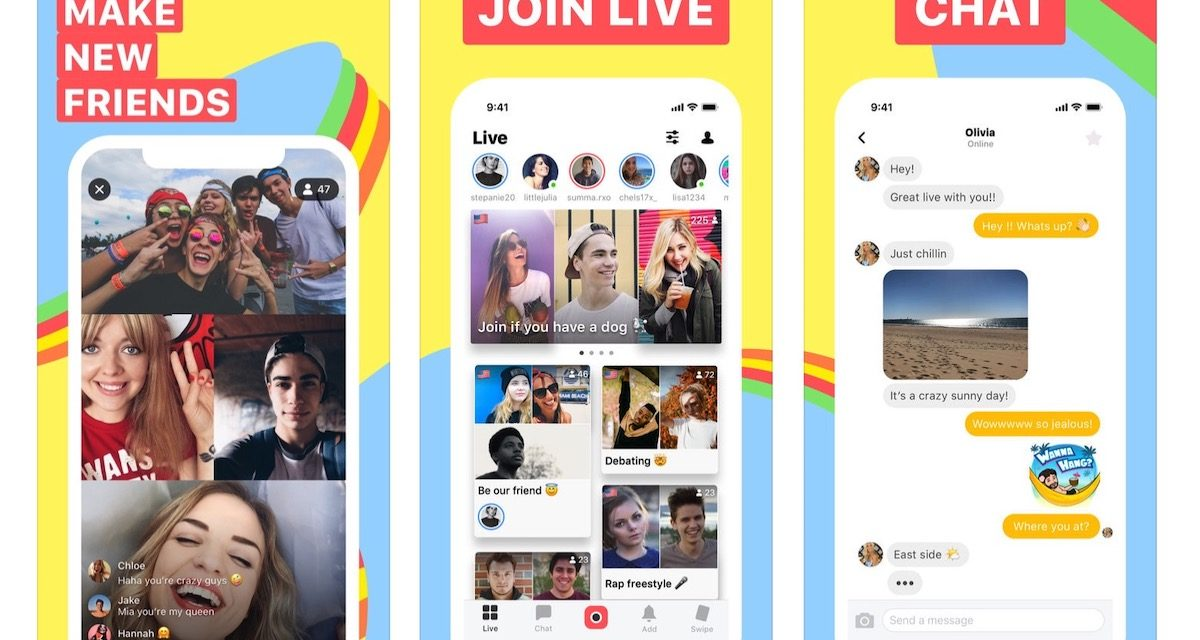 Yubo, la red social que llega para renovar Instagram y Facebook