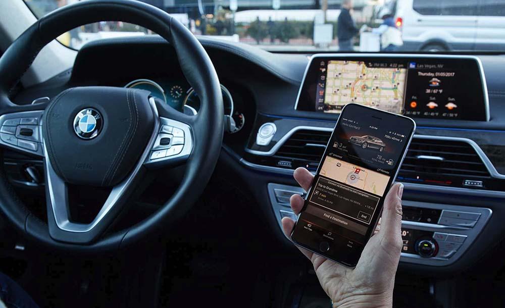 Cómo usar Android Auto en tu coche BMW
