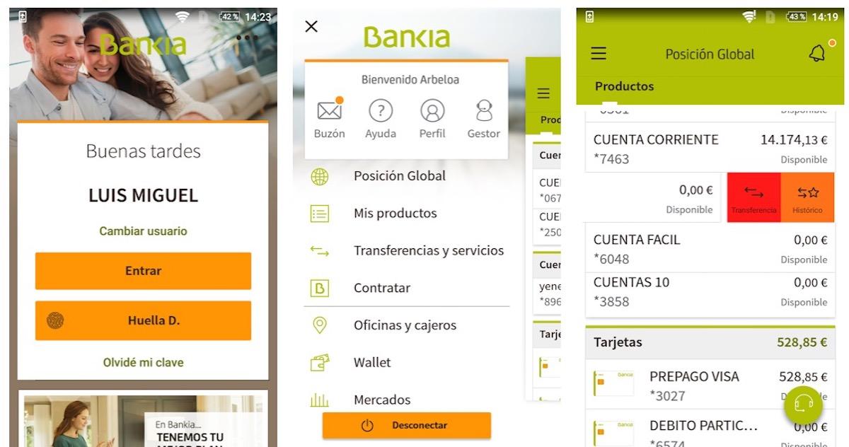 Qué puedo hacer cuando Bankia falla