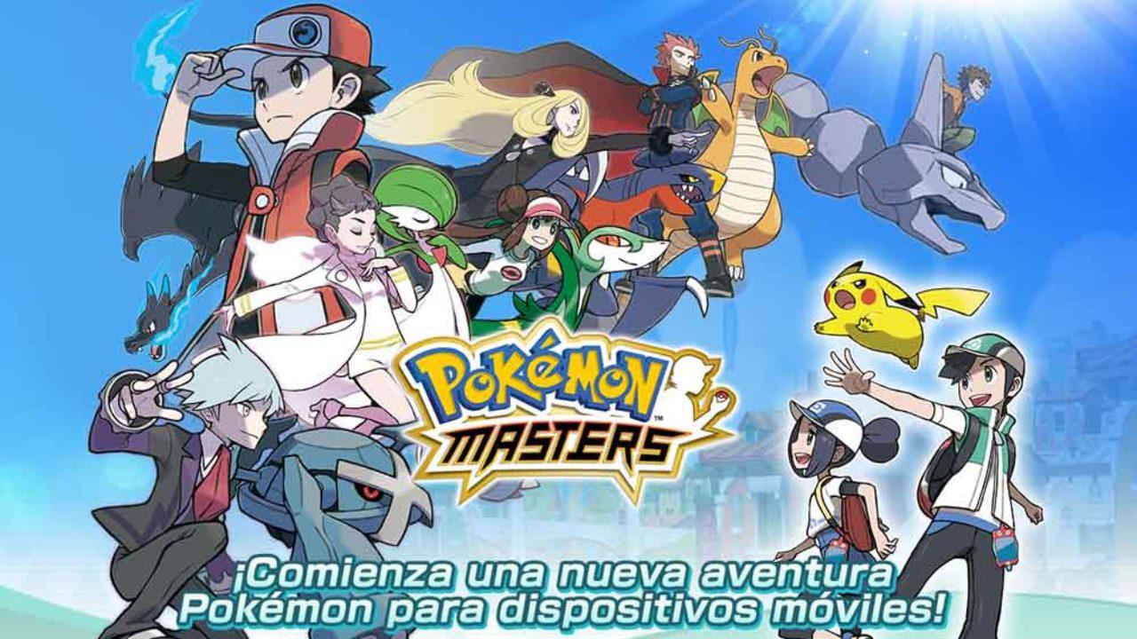 Resultado de imagen para pokemon masters JUEGO