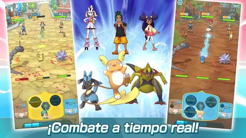 abierto registro Pokémon Másters