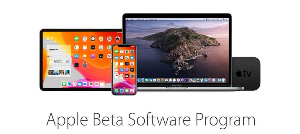 Cómo instalar la beta pública de iOS 13, iPadOS y macOS