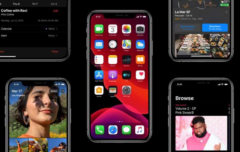 cómo instalar la beta pública de iOS 13 iPhone