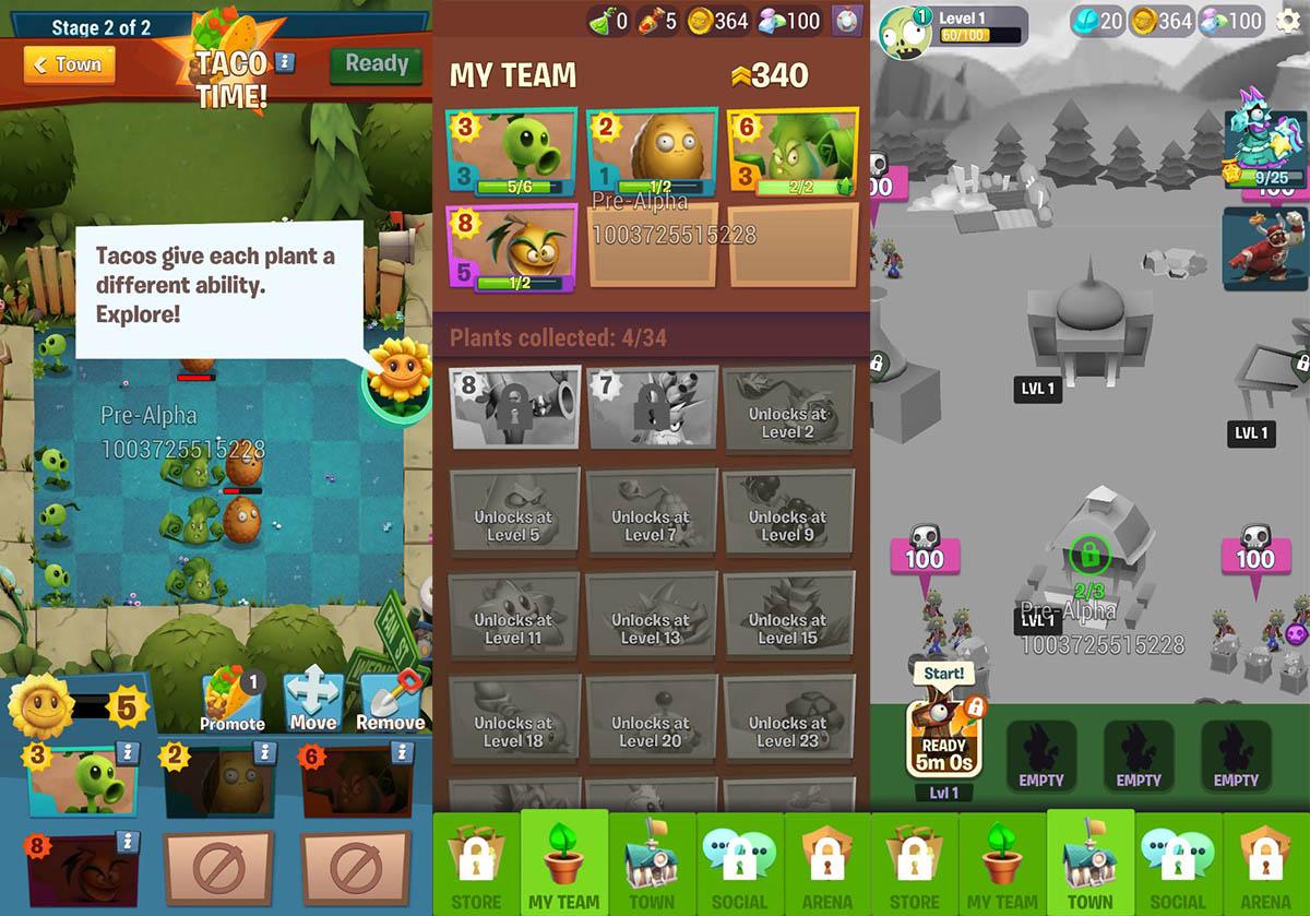 Cómo instalar Plants vs Zombies 3 en el teléfono