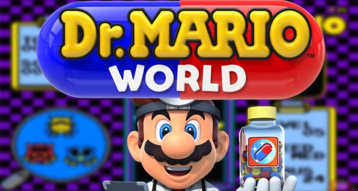 Dr. Mario World ya disponible para iOS y Android