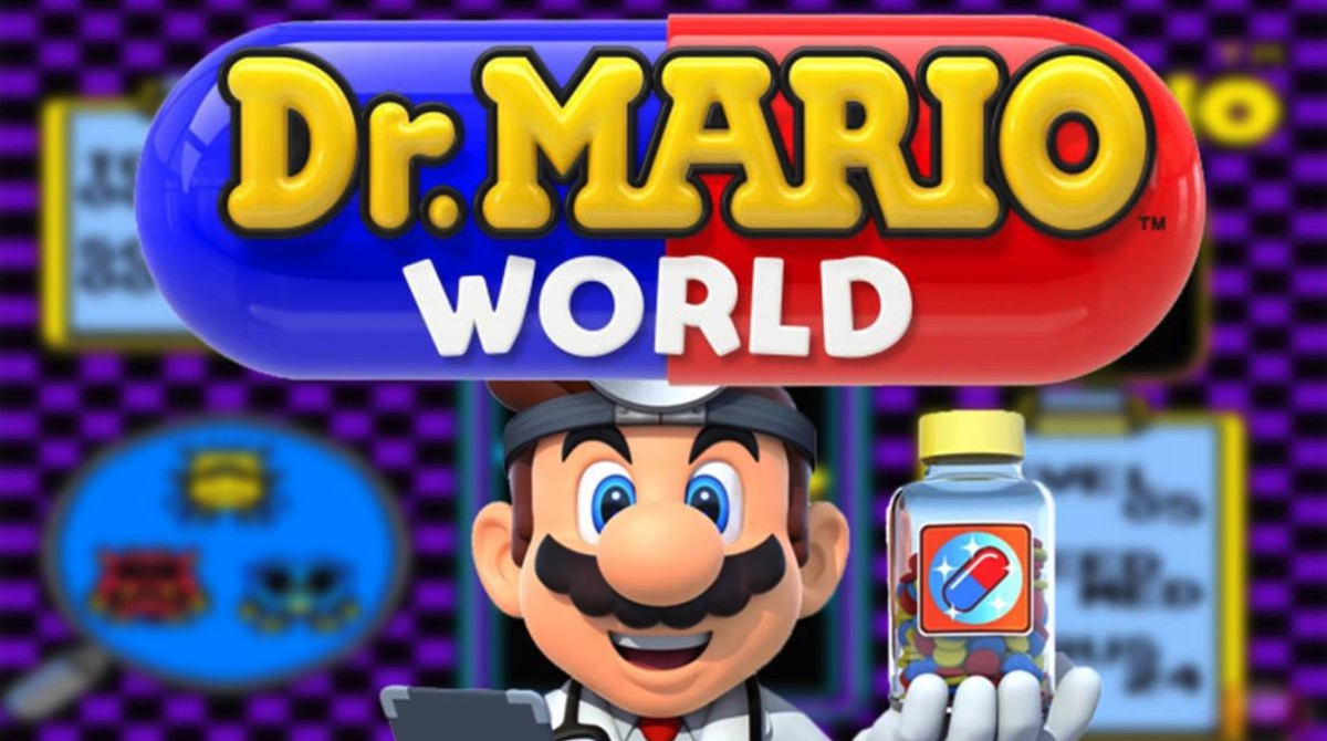 Dr. Mario World ya esta disponible para iOS y Android